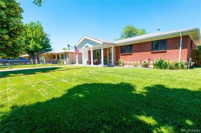 Aurora Single Family Home Active: 3193 Worchester Street