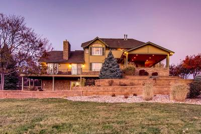 Arvada Single Family Home Under Contract: 13051 West 79th Place