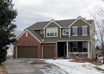 Arvada Single Family Home Under Contract: 6000 Deframe Court