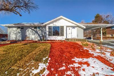 Centennial Single Family Home Active: 2895 East Weaver Avenue