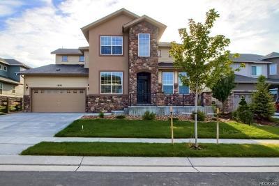 Broomfield Single Family Home Active: 13638 Pecos Loop