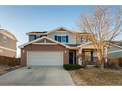 Denver Single Family Home Active: 15924 Robins Drive