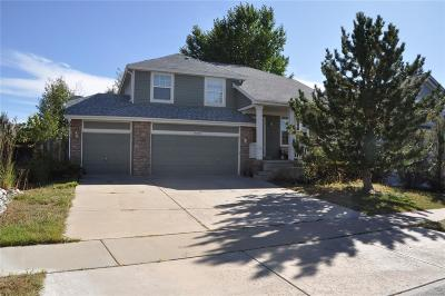 Arapahoe County Single Family Home Active: 21842 East Nassau Place