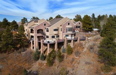 Castle Rock CO Single Family Home Active: $2,450,000
