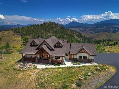 Pine Single Family Home Active: 15065 Wetterhorn Peak Trail