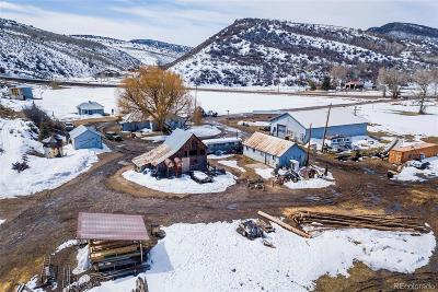 Steamboat Springs CO Single Family Home Under Contract: $599,000