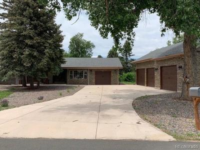 Centennial Single Family Home Active: 6659 South Blackhawk Street