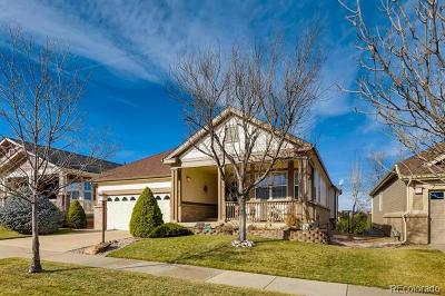Aurora Single Family Home Active: 23465 East Otero Drive
