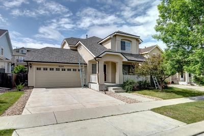 Henderson Single Family Home Under Contract: 10200 East 112th Way