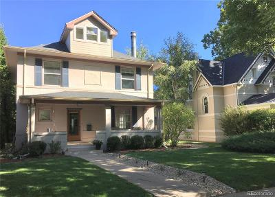 Denver, Lakewood, Centennial, Wheat Ridge Single Family Home Active: 2114 South Clayton Street