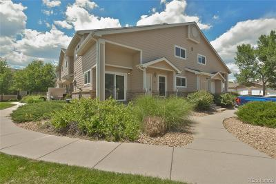 Longmont Condo/Townhouse Under Contract: 1601 Great Western Drive #I8