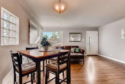 Denver CO Single Family Home Under Contract: $425,000