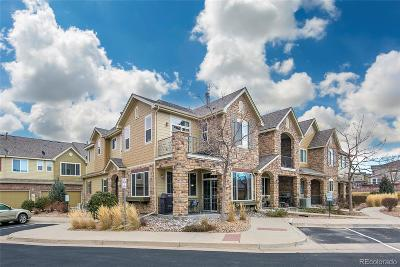 Arvada Condo/Townhouse Under Contract: 15516 West 66th Drive #A