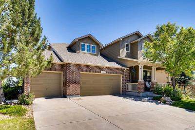 Parker Single Family Home Active: 16046 East Flying Quail Lane