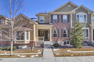 Arvada Condo/Townhouse Under Contract: 6269 Orchard Court #C