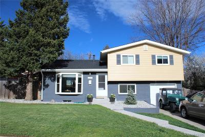 Single Family Home Active: 6194 Estes Street