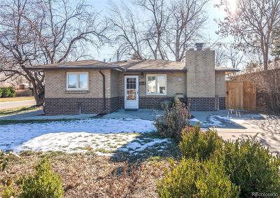 Lakewood Single Family Home Under Contract: 6710 West 14th Avenue