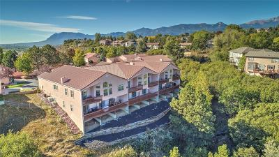 Colorado Springs Condo/Townhouse Active: 5140 Vista Del Norte Point