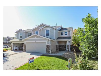 Castle Rock CO Condo/Townhouse Under Contract: $315,000