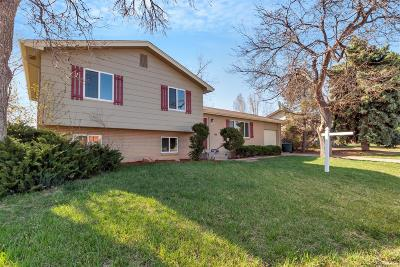Northglenn Single Family Home Active: 11892 McCrumb Drive