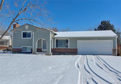 Arvada Single Family Home Under Contract: 8708 Jay Court