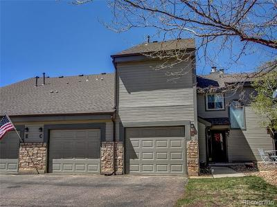 Littleton Single Family Home Under Contract: 8344 South Everett Way #C