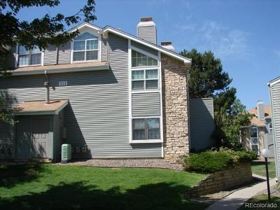 Aurora Condo/Townhouse Active: 931 South Zeno Way #205