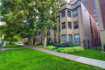 Denver Condo/Townhouse Active: 1137 North Sherman Street #23