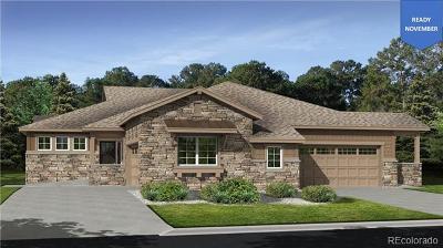 Aurora Single Family Home Active: 25099 East Alder Drive