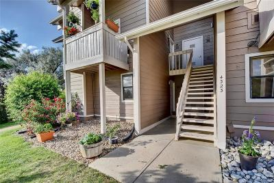 Aurora Condo/Townhouse Active: 4323 South Andes Way #103