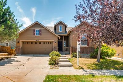 Commerce City Single Family Home Active: 16724 East 105th Avenue