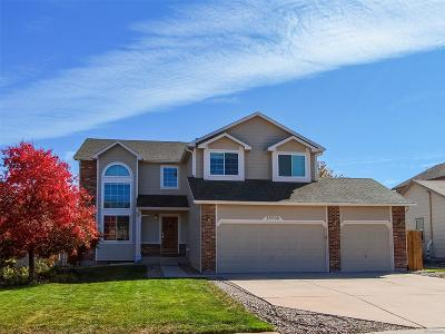 Monument Single Family Home Active: 16955 Pawnee Valley Trail