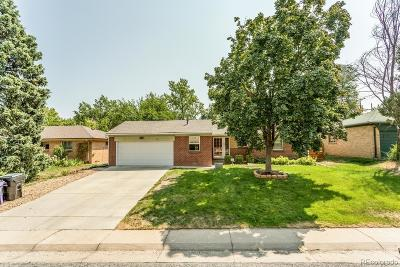 Denver Single Family Home Active: 430 Newport Street