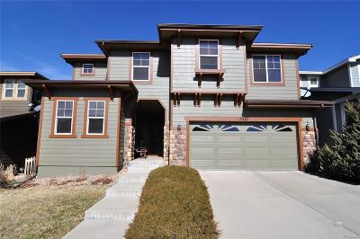 Highlands Ranch Single Family Home Under Contract: 5327 Heatherton Lane
