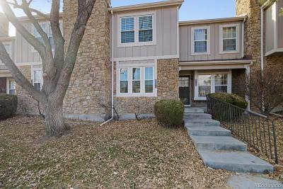 Littleton Condo/Townhouse Under Contract: 9715 West Chatfield Avenue #D