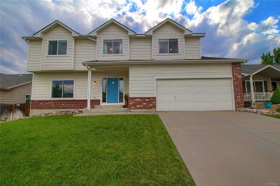 Centennial Single Family Home Active: 20054 East Tufts Drive