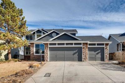 Highlands Ranch Single Family Home Under Contract: 9364 Burgundy Circle