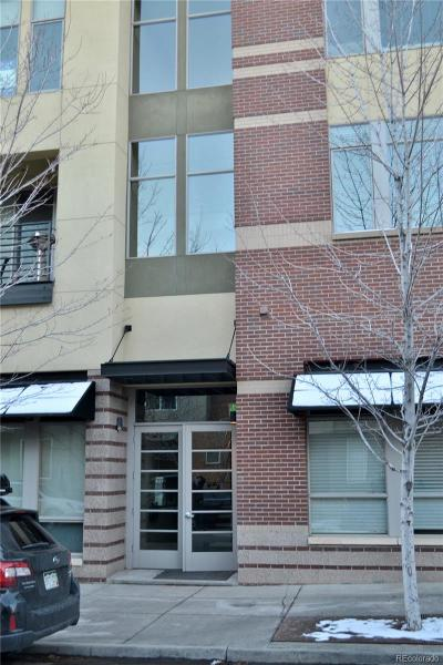 Boulder Condo/Townhouse Under Contract: 4555 13th Street #2F