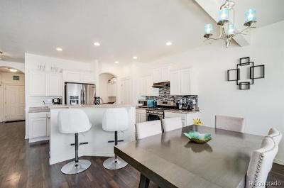Brighton Single Family Home Under Contract: 4610 Quandary Peak Street