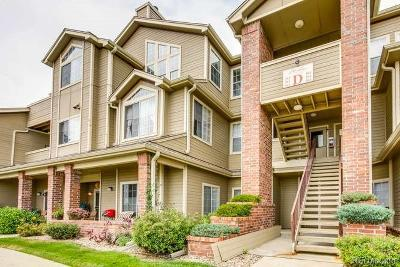 Littleton Condo/Townhouse Under Contract: 4760 South Wadsworth Boulevard #D303