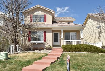 Broomfield Single Family Home Under Contract: 4725 Spyglass Drive