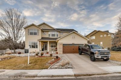 Centennial Single Family Home Active: 20681 East Caley Drive