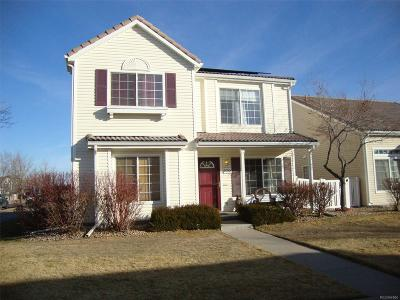 Green Valley Ranch Single Family Home Active: 20964 East 47th Avenue