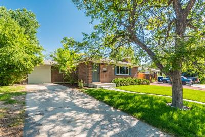 Arvada Single Family Home Active: 9019 Cole Drive