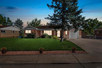 Wheat Ridge Single Family Home Under Contract: 6205 West 47th Avenue