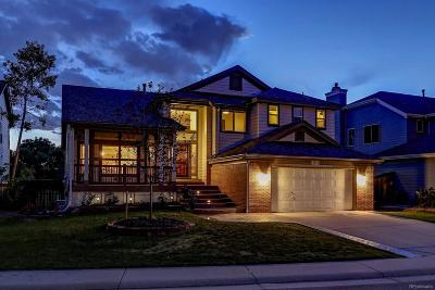 Highlands Ranch Single Family Home Under Contract: 9223 Princeton Street