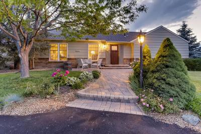 Centennial Single Family Home Under Contract: 6493 South Andes Place