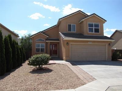 Fountain Single Family Home Active: 723 Baling Wire Way