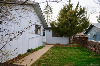 Boulder Condo/Townhouse Under Contract: 979 Roxwood Lane #3