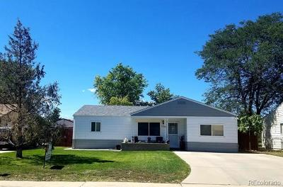 Denver CO Single Family Home Active: $335,000